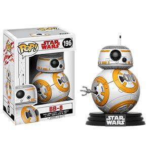 Figura Pop Star Wars VIII: BB-8