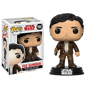 Figura Pop Star Wars VIII: Poe Dameron