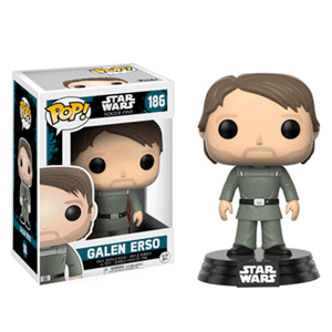 Figura Pop Star Wars Rogue One: Galen Erso