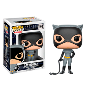 Figura Pop Batman Animated: Catwoman