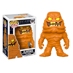 Figura Pop Batman Animated: Clayface