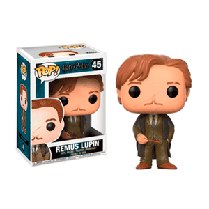 Figura Pop Harry Potter: Remus Luppin