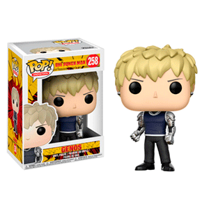 Figura Pop One Punch Man: Genos