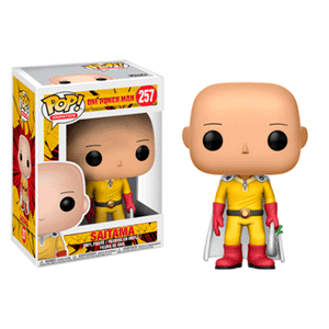 Figura Pop One Punch Man: Saitama