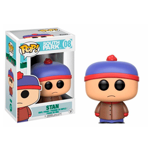 Figura Pop South Park: Stan