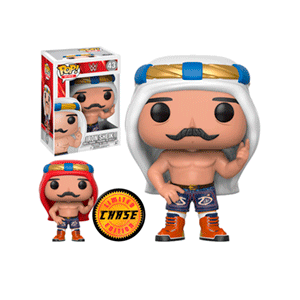 Figura Pop WWE: Iron Sheik Old School