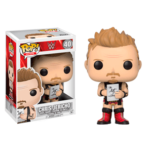 Figura Pop WWE: Jericho Old School