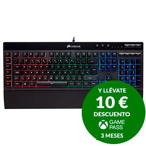 CORSAIR K55 RGB - Teclado Gaming