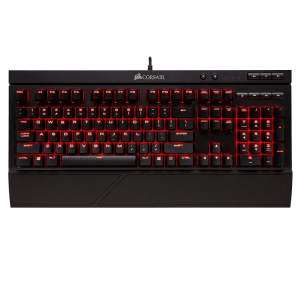 Corsair K68 Mecánico Cherry MX Red
