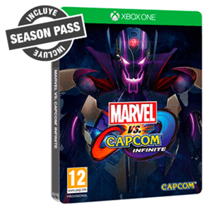 Marvel vs Capcom Infinite Edición Deluxe