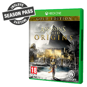 Assassin´s Creed Origins Gold Edition