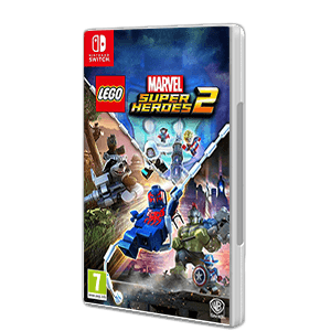 Lego Marvel Super Heroes 2 Nintendo Switch Game Es