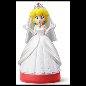 Figura Amiibo Peach - Mario Odyssey