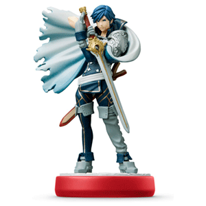 Figura Amiibo Chrom - Fire Emblem Warriors