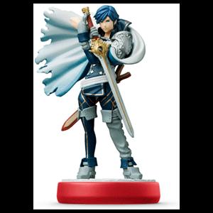 Figura Amiibo Chrom - Fire Emblem Warriors