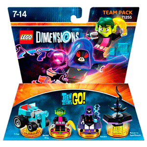LEGO Dimensions Team Pack: Teen Titans GO