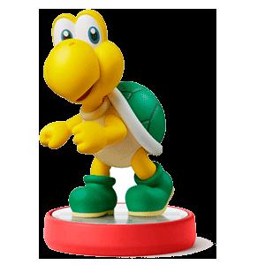 Figura Amiibo Koopa - Mario & Luigi