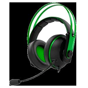 ASUS Cerberus V2 Green - Auriculares Gaming