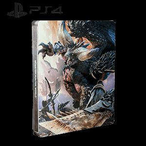 Monster Hunter World Steelbook Edition
