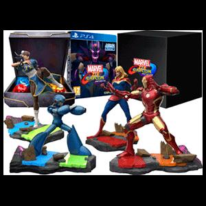 Marvel vs Capcom Infinite Ed. Coleccionista WEB