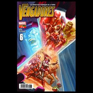Los Vengadores nº 83
