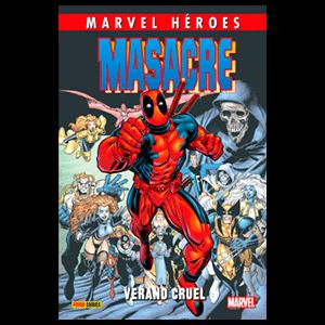 Marvel Héroes. Masacre nº 3
