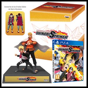 Naruto To Boruto Shinobi Striker Edición Uzumaki
