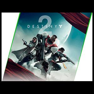 DLC Destiny 2 - Promoción Nvidia