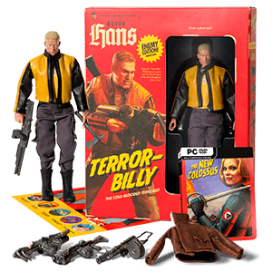 Wolfenstein II: New Colossus Collector´s Edition