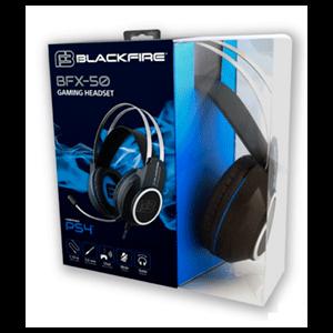 Auriculares Ardistel Blackfire BFX-50