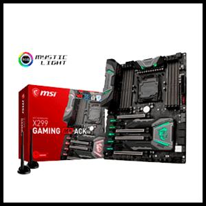 MSI X299 Gaming  M7 ACK SK2066