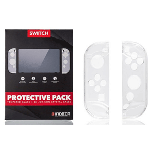 Protection Pack para Nintendo Switch Indeca