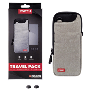 Travel Pack para Nintendo Switch Indeca