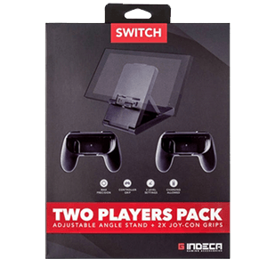 Two Players Pack para Nintendo Switch Indeca