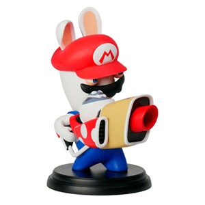 Rabbids Mario Figura 16 cm