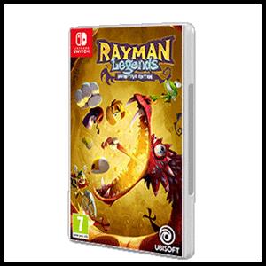 Rayman Legends: Definitive Edition