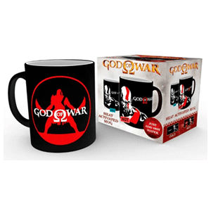 Taza Térmica God of War
