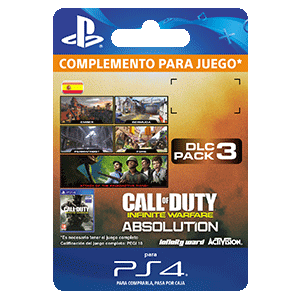 Call of Duty: Infinite Warfare - DLC 3: Absolution PS4