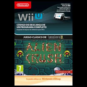 VC - PC Engine - Alien Crush WiiU