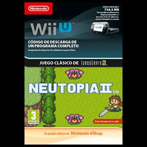 VC - PC Engine - Neutopia II WiiU