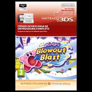 Kirby's Blowout Blast 3DS