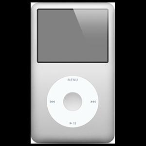iPod Classic 160GB (Plata)
