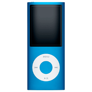 iPod Nano 4ª Gen 8Gb (Azul)