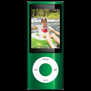 iPod Nano 5ª Gen 8Gb (Verde)