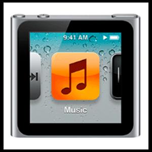 iPod Nano 6ª Gen 16Gb (Gris Espacial)