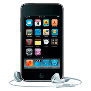 iPod Touch 3ª Gen. 32Gb (Negro)