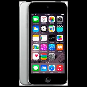 Ipod Touch 5ª Gen. 16Gb (Negro y Plata)