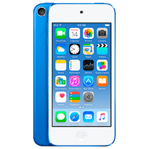 iPod Touch 6ºGen 32Gb Azul