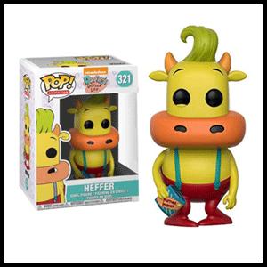 Figura Pop Nickelodeon 90´s: Heffer