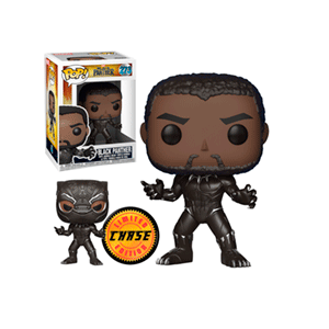 Figura Pop Pantera Negra: Pantera Negra